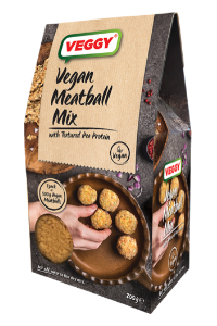 Veggy Vegan Meatball Mix